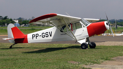 PP-GSV - Neiva P-56C Paulistinha - Private