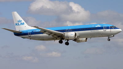 PH-BDS - Boeing 737-406 - KLM Royal Dutch Airlines
