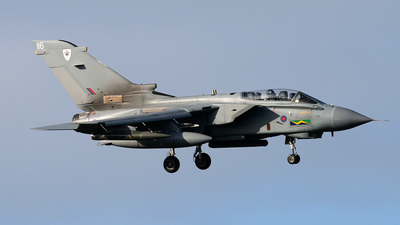 ZE116 - Panavia Tornado GR.4A - United Kingdom - Royal Air Force (RAF)