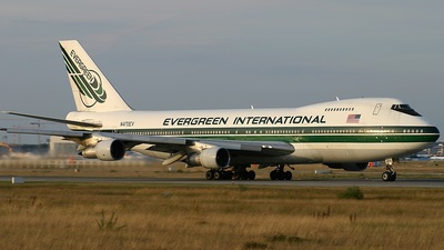 N470EV - Boeing 747-273C - Evergreen International Airlines