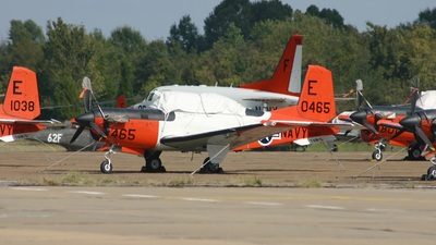 160497 - Beechcraft T-34C Turbo Mentor - United States - US Navy (USN)