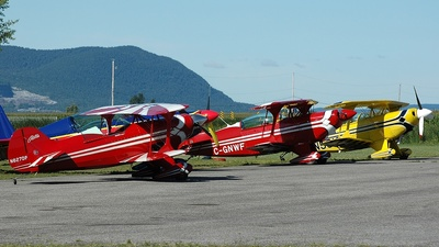 N627DP - Pitts S-1 Special - Private