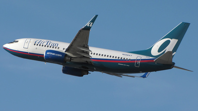 N288AT - Boeing 737-7BD - airTran Airways