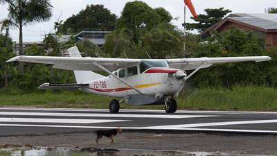PZ-TBG - Cessna U206B Super Skywagon - Gum Air