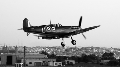 G-MKVB - Supermarine Spitfire Mk.Vb - Private