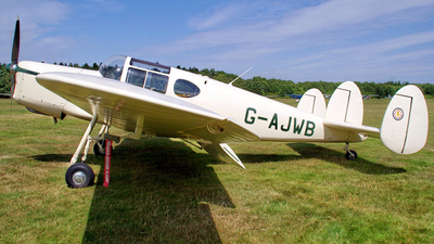 G-AJWB - Miles M38 Messenger 2A - Private