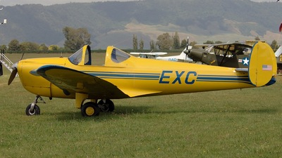 ZK-EXC - Erco Ercoupe 415D - Private