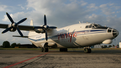 UP-AN205 - Antonov An-12BK - Berkut Air Services