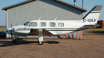 A picture of CGILV - Piper PA31 - [31491] - © Ed Morrissey