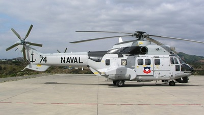74 - Aérospatiale AS 532SC Cougar - Chile - Navy