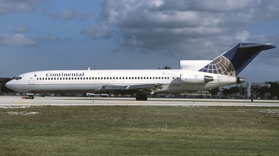 N79748 - Boeing 727-224(Adv) - Continental Airlines