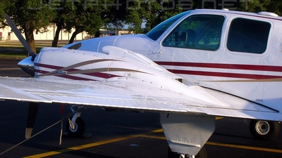 A picture of N8290U - Beech 58 Baron - [TH1688] - © RyRob