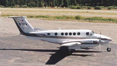 A picture of N57PA - Beech B200 Super King Air - [BB1444] - © Jason Whitebird