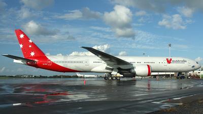 VH-VPD - Boeing 777-3ZGER - V Australia Airlines