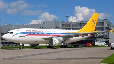 N501RR - Airbus A310-324 - Air Paradise International