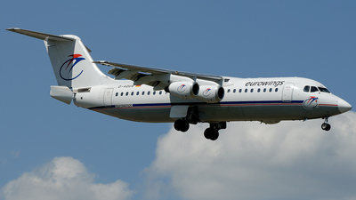 D-AQUA - British Aerospace BAe 146-300 - Eurowings