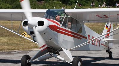 D-EMMY - Piper PA-18-150 Super Cub - Private