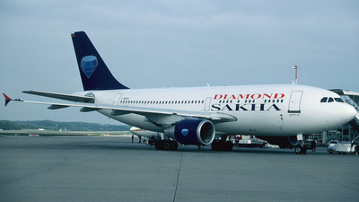 F-OGYM - Airbus A310-324 - Diamond Sakha Airlines