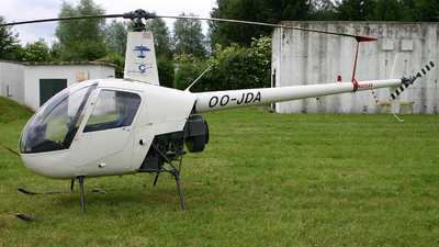 OO-JDA - Robinson R22 Beta - Private