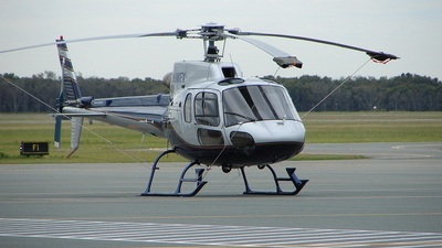 VH-WFX - Eurocopter AS 350 Ecureuil - Untitled
