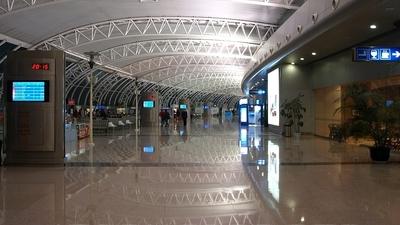 ZSNB - Airport - Terminal
