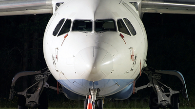 LZ-HBZ - British Aerospace BAe 146-200 - Hemus Air