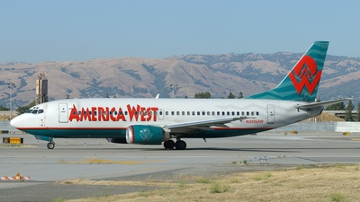 N306AW - Boeing 737-3G7 - America West Airlines