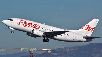 LY-AZW - Boeing 737-5Q8 - FlyMe