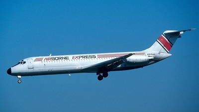 N945AX - McDonnell Douglas DC-9-31 - Airborne Express