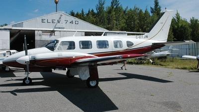 C-FFJW - Piper PA-31-310 Navajo - Private