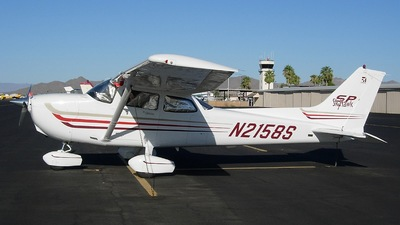 A picture of N2158S - Cessna 172S Skyhawk SP - [172S9539] - © Sun Valley Aviation