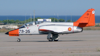 E.25-54 - CASA C-101EB Aviojet - Spain - Air Force