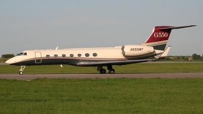 N550MT - Gulfstream G550 - Private