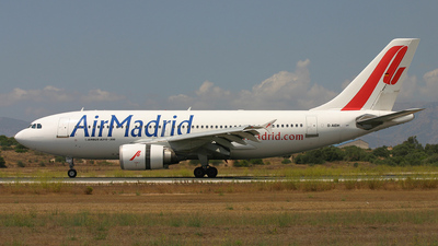D-AIDH - Airbus A310-304 - Air Madrid