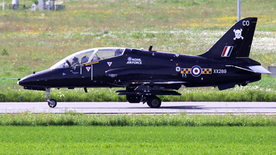 XX289 - British Aerospace Hawk T.1A - United Kingdom - Royal Air Force (RAF)