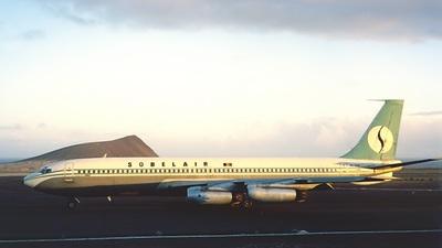 OO-SBW - Boeing 707-344 - Sobelair