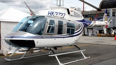 HK-3727 - Bell 206L-3 LongRanger - Private