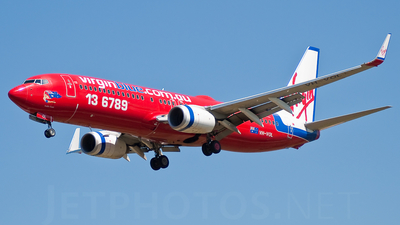 VH-VOL - Boeing 737-8FE - Virgin Blue Airlines