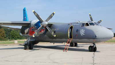 2507 - Antonov An-26 - Czech Republic - Air Force