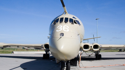 XV236 - British Aerospace Nimrod MR.2 - United Kingdom - Royal Air Force (RAF)