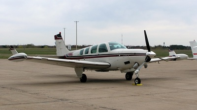 N36FF - Beechcraft A36 Bonanza - Private