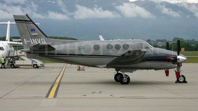 I-INVG - Beechcraft C90GTi King Air - Sirio Executive