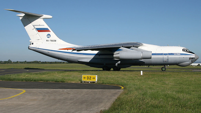 RA-76638 - Ilyushin IL-76MD - Russia - 224th Flight Unit State Airline