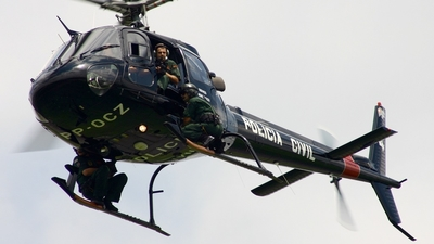 PP-OCZ - Aérospatiale AS 350 Ecureuil - Brazil - Policia Civil
