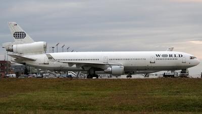 N277WA - McDonnell Douglas MD-11(ER) - World Airways