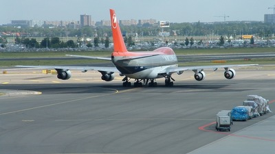 N635US - Boeing 747-227B - Northwest Airlines