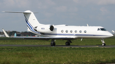 N80A - Gulfstream G-IV(SP) - Private