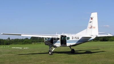 D-FLIZ - Cessna 208 Caravan - Advance Aviation