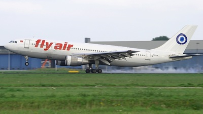 TC-FLK - Airbus A300B4-2C - Fly Air