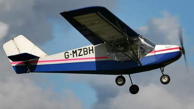 A picture of GMZBH - Rans S6ESD Coyote II - [PFA 20412244] - © Dave Marshall